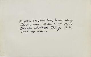 Richard Prince, 'Untitled (Joke)', 1986