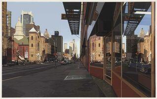 Richard Estes, 'Holland Hotel', 1980
