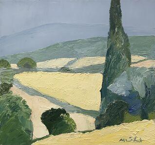 Roger Muhl, 'Provence en été', ca. 2004