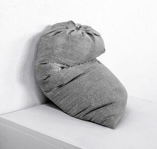 Fabian Bürgy, 'Betrunkener Sack (Drunk sac)', 201725