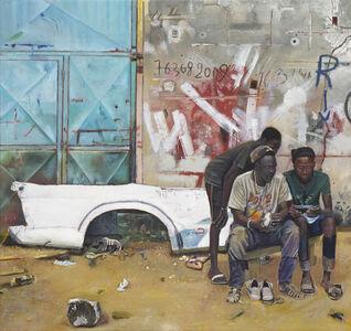 Cheikh Ndiaye, 'Garage', 2019