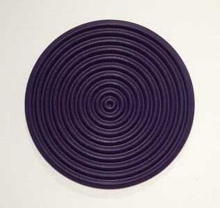 Rupert Deese, 'Wave Study (Purple)', 2000-2012