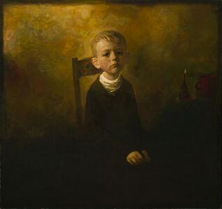 Igor Melnikov, 'Boy Thinking', 2017