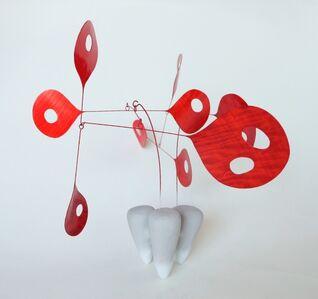 Karolina Maszkiewicz, 'Red Tiger', 2019