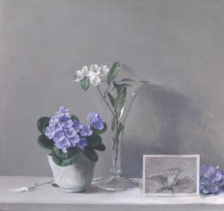 Raymond Han, 'African Violets', 2005