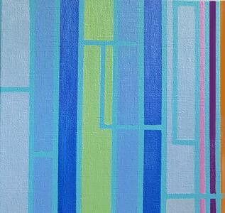 Jennifer Woolcock- Schwartz, 'Intersections #2', 2019