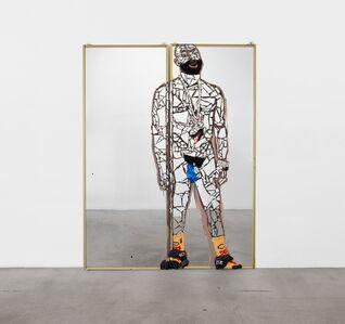 Aaron Fowler, 'Blue', 2019