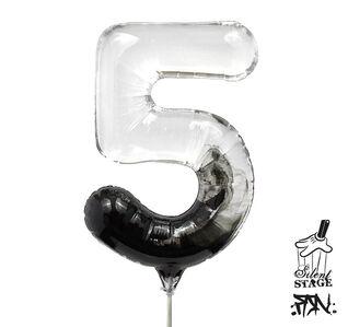 Fanakapan, ''High 5' (Smokie) Balloon Sculpture', 2020