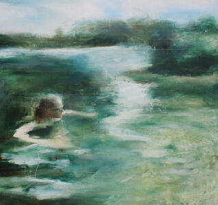 Britt Snyder, 'Swimmer', 2020