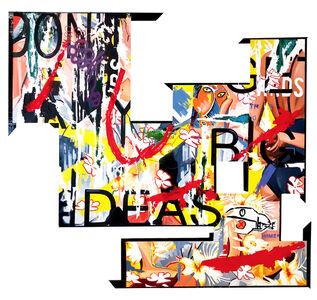 John Grande, 'John Grande, Don't Get any Big Ideas', 2018