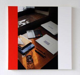 Ian Wallace, 'Abstract Drawings, Castello Ripa d'Orcia, V', 2009