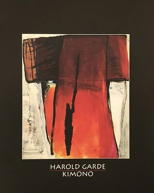 Harold Garde: In the Shape of a Kimono, installation view