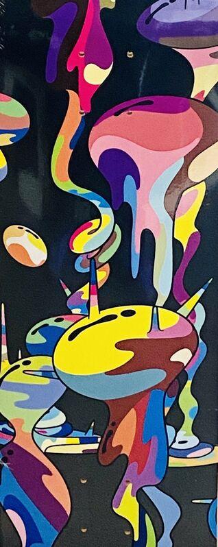 Takashi Murakami, 'Takashi Murakami skateboard deck', 2019, Design/Decorative Art, Offset print on wood skateboard deck, Lot 180