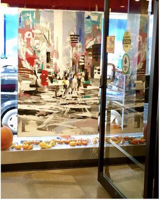 Brad Robson Urban, installation view