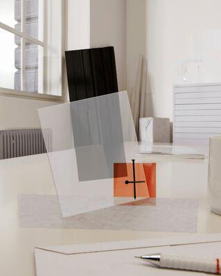 Kate Vass Galerie at fotofever Paris 2018, installation view