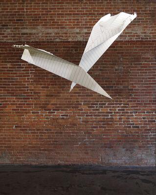 Michael Scoggins, installation view