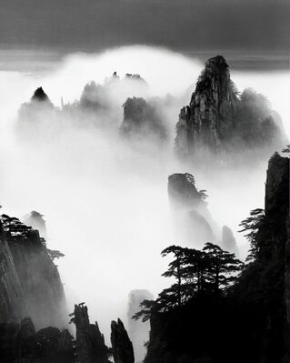 Art of the Mountain: Through the Chinese Photographer's Lens, installation view