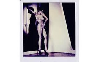Helmut Newton, 'Sylvia (Cold Lines, Hard Body)', 1981