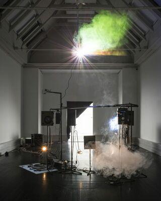 The Magic of Vinyl, Terror & Horror, installation view
