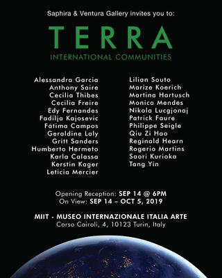 Terra – International Communities, installation view