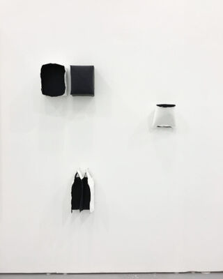 Josée Bienvenu at UNTITLED, Miami Beach 2016, installation view