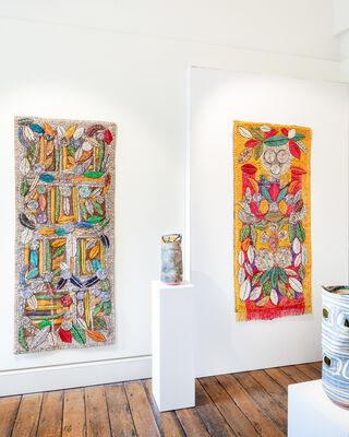 50 Golborne at Collect 2020, installation view
