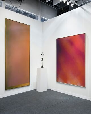 James Barron Art at The Armory Show 2016, installation view