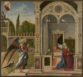 Vittore Carpaccio, 'Annunciation', 1504