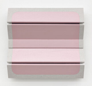 Robert William Moreland, 'Untitled Blunt Pink Square', 2020