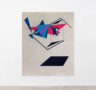 Sinta Tantra, 'Concrete Expression of a Maximum Difference No. 2', 2015