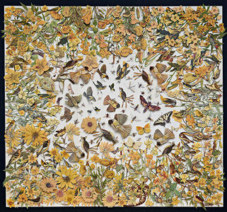 Hope Kroll, 'Study in Yellow', 2015