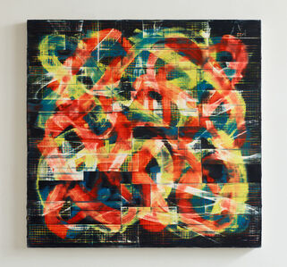 Jordan Broadworth, 'Layered alarm', 2013