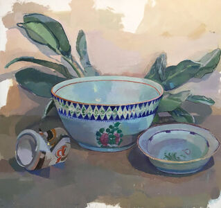 Xico Greenwald, 'Bowl, Laurel', 2016-2017