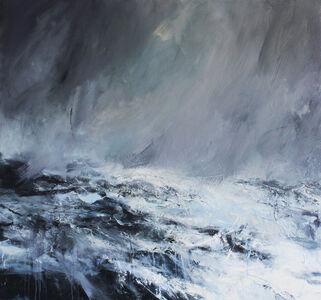Janette Kerr, 'Running Sea, Brindister', 2018