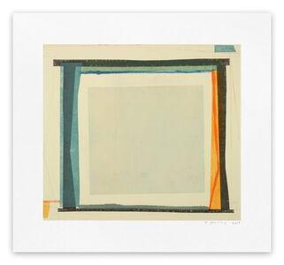 Elizabeth Gourlay, 'Kitha 7 (Abstract print)', 2014
