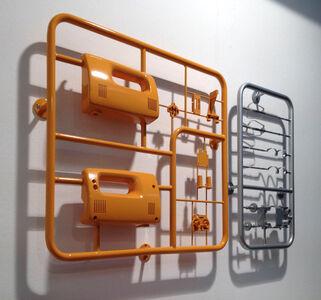 Michael Johansson, 'Engine Bought Separately – Krups', 2008-2009