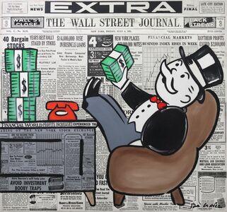 Nelson De La Nuez, 'The Banker', 2019