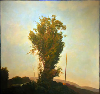 Igor Melnikov, 'Evening Tree', 2015