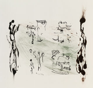 Laura Anderson Barbata, 'Untitled 8', 1994