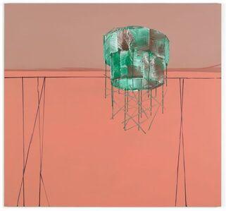 Wilhelm Sasnal, 'Untitled (Lamp)', 2005