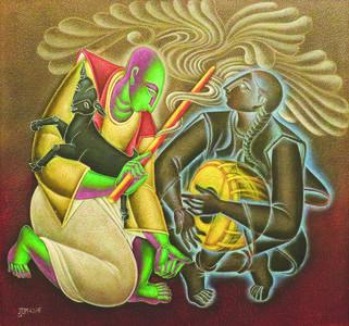 Satish Gujral, 'Úntitled', 2014
