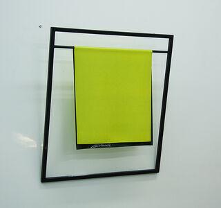 Helen Calder, 'Yellow Green', 2018