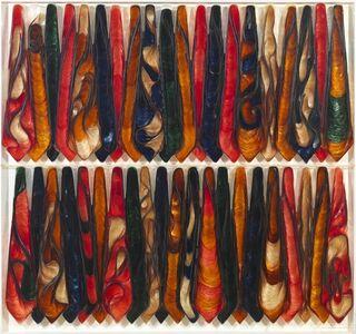 Pavlos, 'Cravates', 1970