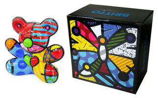 Romero Britto, 'HOPE BEAR', 2008