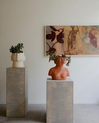 MAA – Katy Hertell & Jari Huhta, installation view