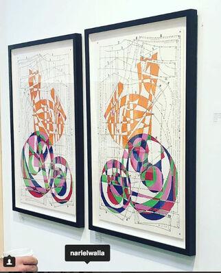 Emmanuelle G Gallery at Market Art + Design 2018, installation view