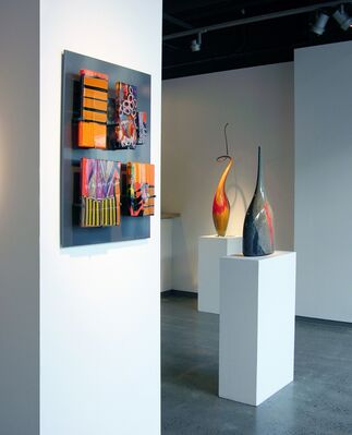 LINO TAGLIAPIETRA |  Odyssey, installation view