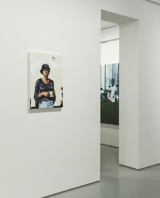 Kudzanai-Violet Hwami: If You Keep Going South You'll Meet Yourself, installation view