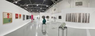 Albareh Art Gallery at 45th Bahrain Annual Fine Arts Exhibition, installation view