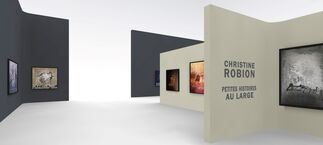 Petites Histoires au Large by Christine Robion, installation view
